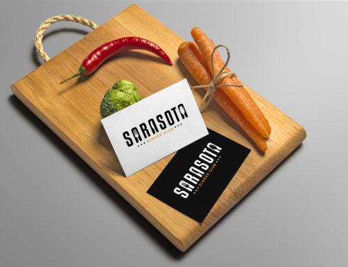 Sarasota Dinner Club Business Card