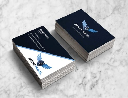 Secure Travel Business Card
